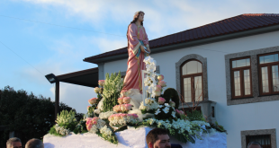 Fiéis celebram Santa Luzia em Ruílhe