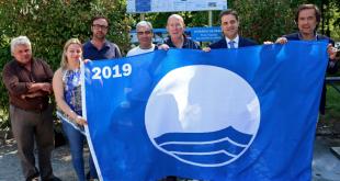 Praia Fluvial de Adaúfe galardoada novamente com a Bandeira Azul