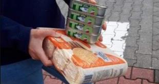 Jovens de Braga angariam bens alimentares para ajudar quem mais precisa