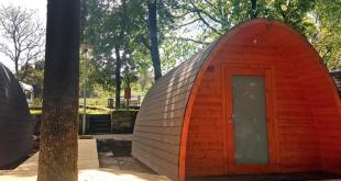 Parque de Campismo de Braga cede alojamento a Profissionais de Saúde e Agentes da Proteção Civil