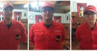 Bombeiros Voluntários de Braga com onze novos elementos