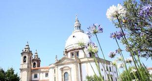 Santuário do Sameiro com espaços verdes renovados