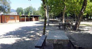 Apesar de fechado, Parque de Lazer de Figueiredo continua a ser frequentado.