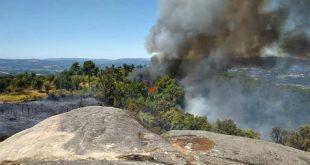 Incêndios: Governo declara situação de alerta no país