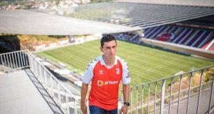 André Castro reforça SC Braga