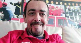 Bombeiros de Braga vão homenagear camarada falecido no combate a um incêndio
