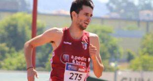 SC Braga Atletismo: João Peixoto sagra-se Campeão Nacional de Sub-20