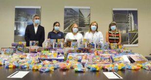 Instituição britânica oferece 6000 euros em brinquedos Lego às crianças internadas em Braga