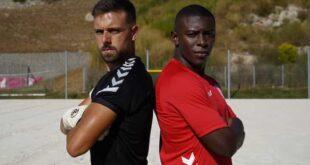 Jordan Soares e Pedro Mano reforçam Futebol de Praia do SC Braga