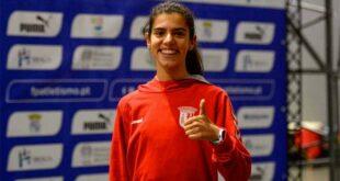 Mariana Machado bate recorde pessoal em Barcelona