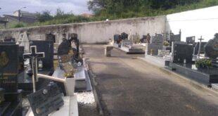 Assaltos ao cemitério de Gondizalves levam Autarquia a colocar câmaras de videovigilância