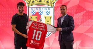 "António Salvador: ""Gaitán vai acrescentar qualidade a um plantel de grandes jogadores"""