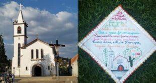 Cabreiros leiloa lenço de linho para angariar fundos para a Igreja