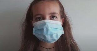 Aluna de Braga vence prémio com vídeo que ensina como viver na pandemia