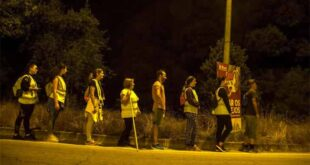 Centenas de peregrinos nas estradas rumo a São Bento da Porta Aberta