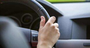 Jovem apanhado em Braga a conduzir carro roubado
