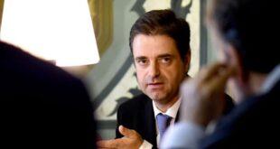 Ricardo Rio apela à modernização do sistema ferroviário nacional