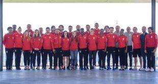 Equipa masculina de Atletismo do SC Braga conquista a medalha de bronze