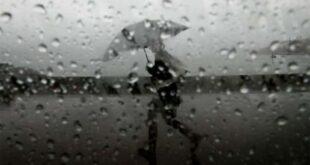 Braga em alerta amarelo devido à chuva e vento forte