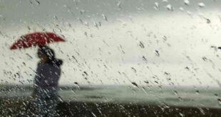 Depressão Alex traz chuva e vento forte para Braga