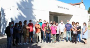 Moradores das Enguardas revoltados com fumo e cheiro do crematório de Braga