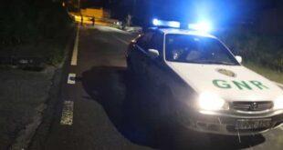 GNR registou 37 acidentes no país em 12 horas
