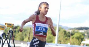 Mariana Machado alcança terceiro lugar no Meeting de Ibiza