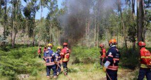 Braga em risco elevado de incêndio até domingo