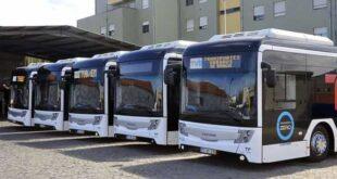 Transportes Urbanos de Braga com horário ajustado face às novas medidas