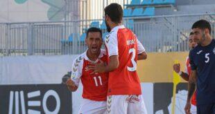 SC Braga apura-se para as meias finais da Euro Winners Cup