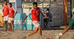 Futebol de Praia: SC Braga falha tetra na Euro Winners Cup