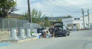 Autarca de Braga apanha pessoas a depositar lixo fora de contentores