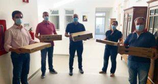 São Victor entrega computadores portáteis à escola Dr. Francisco Sanches