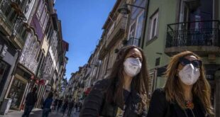 Covid-19: Concelho de Braga sobe para risco extremo de contágio