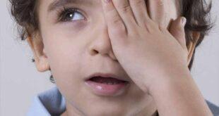 Optometristas alertam para perigo de desinfetantes na visão das crianças