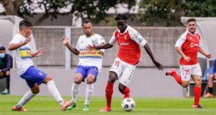 SC Braga B entra com o pé direito no Campeonato