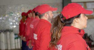 Bombeiros Voluntários de Braga estão a recrutar