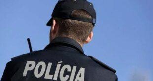 Agente da PSP agredido por homem em Guimarães