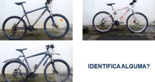 PSP de Braga recupera bicicletas roubadas