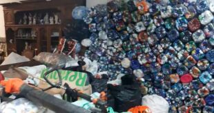 Bracarense oferece milhares de tampinhas a quem mais precisa