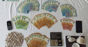 Mulher de 59 anos detida em Fafe por tráfico de droga