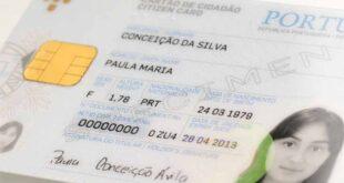 Cartão de Cidadão passa a ser entregue em Casa pelo correio