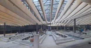 Mercado Municipal de Braga com imagem renovada