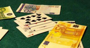 Seis detidos em Vizela por jogo de cartas a dinheiro
