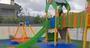 Braga: Requalificado parque infantil de Crespos