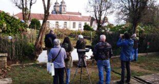 Mosteiro de Tibães recebeu maior evento europeu de observações de aves