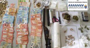 Braga: 10 detidos na operação de combate ao tráfico de droga nas Enguardas