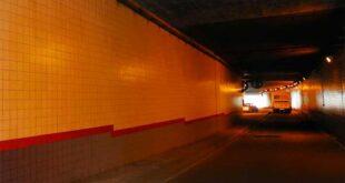 Túnel de Braga vai estar condicionado de 13 a 15 de outubro