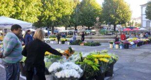 Braga recebe o tradicional Mercado das Flores