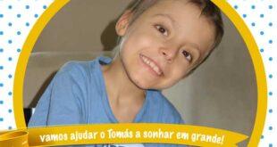 Braga: Sequeira organiza caminhada solidária pelo Tomás